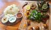 Mediterranean Shared Platter for Two