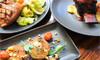 Two-Course A La Carte Dinner