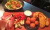 Dockside Tasting Platter, Drinks & Cruise
