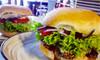 Burger & Beer, Cider, Milkshake or Soft Drink