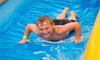 Preschooler's Waterslide Mania Ticket