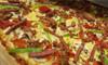 20-Inch Dine-In Pizza Dinner