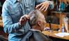 Men's Scissor & Clipper Cut