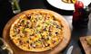 Takeaway Pizzas or Pastas