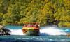 25-Minute Jet Boat Ride