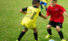 Grassroots Soccer Programme for Term One
