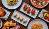 $40 Italian Takeaway Food Voucher