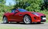 Jaguar F-Type Roadster Driving Experience