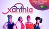 Xanthia Silver Seating Ticket