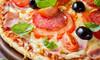 Medium Pizza & Drink