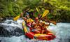 White Water Rafting on the Kaituna River