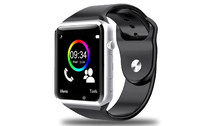 Bluetooth Smart Watch with SIM for Android
