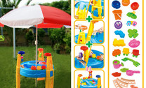Deluxe Sand & Water Table