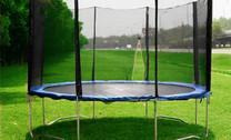 Eight-Foot Trampoline