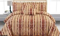 Seven-Piece Comforter Set