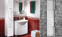 180cm Bathroom Storage Cabinet