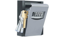 Combination Key Storage Safe