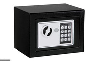 Electronic Steel Safe Available in Three Size