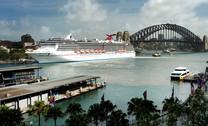 P&O Pacific Explorer Inaugural Cruise