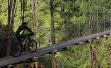2-Day Mountain Biking Trip & Over Night Stay