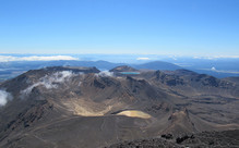 Tongariro Alpine Crossing Trip