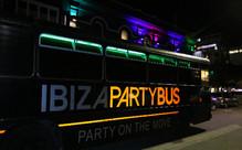 Party Bus Tour incl. Bar Tab