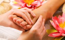 Pedicure Beauty Treatment