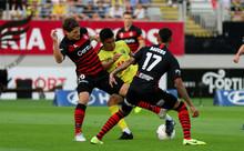 Wellington Phoenix vs Melbourne City FC