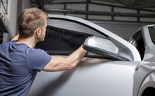 Vehicle Window Tinting