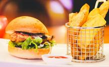 Burgers or Schnitzel Meals & Drinks