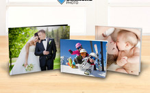 50-Page Hardcover Photo Book