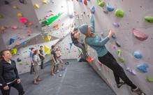 Boulder Climbing Wall