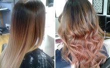 Balayage or Ombre Hair Package