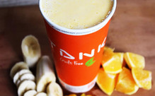Full TANK Mango Smoothie