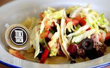 Tiki Taco & Papas Fritas