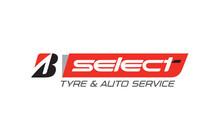 Bridgestone Select Standard Service incl. WOF
