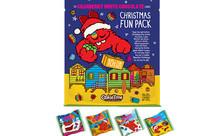 Three Christmas Fun Packs incl. Free Shipping