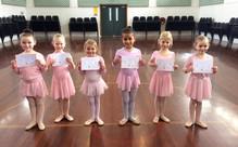 Full Term of Ballet Classes