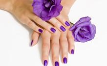Gel Manicure & Deluxe Gel Pedicure