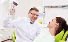 Dental Exam, Scale, Polish & Two X-Rays