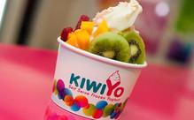 KiwiYo Frozen Yoghurt & Toppings up to $6