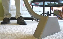 Carpet Cleaning for Three Rooms