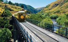 Pukerangi Train Trip for One Adult & Child
