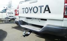 Towbar & Standard Wiring  incl. Installation