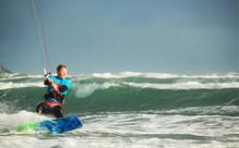 Three-Hour Beginner Kitesurfing Lesson