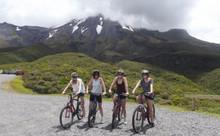 Mt Taranaki Cycle Experience for T