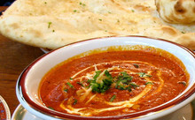 Curry, Naan, & Rice Dine in or Takeaway