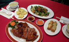 Three-Course Chinese Meal with Drinks