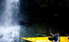 Waterfall Kayak Adventure