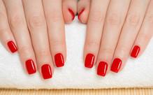 Gel Polish Nail Treatment